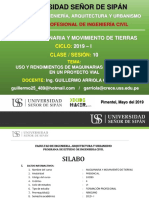 RESUMEN DE GLOSARIO DE PARTIDAS DE CARRETERAS MTC