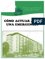 Cartilla Emergencias