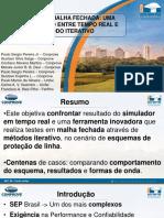 2017 Snptee Testes Em Malha Fechada Comparacao Tempo Real e Metodo Iterativo Aprest