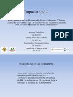 Impacto Social Formulacion y Evaluacion de Proyectos Sem 5