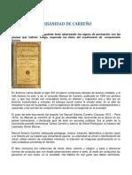 URBANIDAD DE CARREÑO