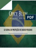 KPMG e Opice Blum - Desafios LGPD Fortaleza