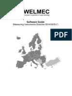 WELMEC Guide 7.2 Software Guide 2018