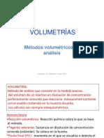 VOLUMETRÍAS 1