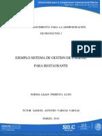 sistemadegestiondecalidadrestaurante-160316025532
