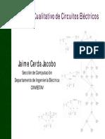Analisis Cualitativo Redes Electricas