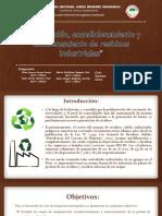Gestion de Residuos Solidos Industriales