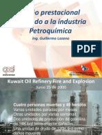 El Diseño Prestacional en La Industria Petroquimica OPCI