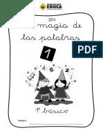 La Magia de Las Palabras 1-2014