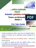 1. Genética Molecular