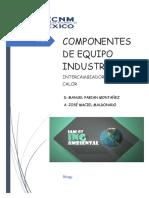 Componentes de Equipo Industrial
