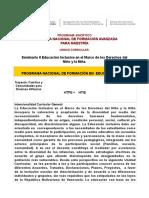 Sinoptico Educacion Inclusiva Maestría.-1