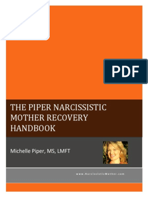 Piper Narcissistic Mother Recovery Handbook | Narcissism