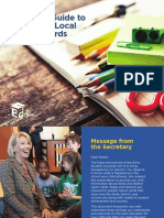 Parent Guide State Local Report Cards