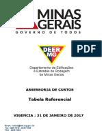 Tabela Referencial de Preo de Obras Rodovirias31012017