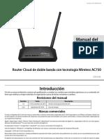 Dir-816l b1 Manual v2.10(Esp)