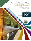 Tribal Energy Siting Guidance Manual