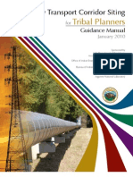 Tribal Energy Siting Guidance Manual