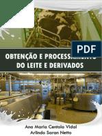 Obtenção e processamento de leite e derivados