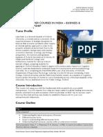 Business & Entrepreneurship Course Oxford