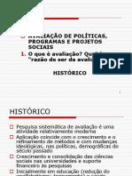 Histórico da Avaliação.ppt
