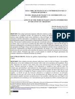 A Epistemologia Genética de Piaget e o Ensno de Química