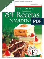 84 recetas navideñas_ postres y bebidas – Mariano Orzola _ Libros Gratis.pdf