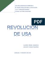 Revolucion u.s.A
