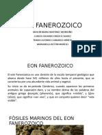 Eon Fanerozoico