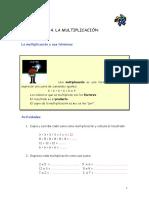 Actividades-multiplicación