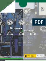 Biomasa Industria ensayo