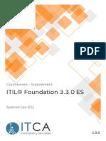 ITIL v3 Foundation - Pro - eBook-Spanish-(Latam)