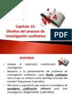 12 Diseños de Investigaciòn Cualitativa