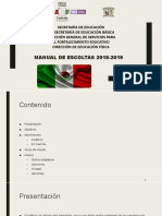 Manual Escoltas 2019 Actualizado