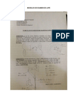 Modelos de Examen de Lupe