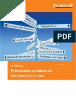 FERMACELL - Principales Sistemas