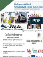 Empresas de Servicios 07 09