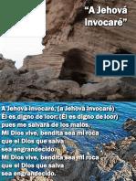 A Jehova Invocare