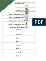 Vocabulary Revision Ch2