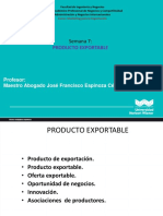 productos exportables