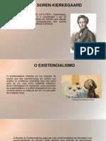 Trabalho de Existencialismo (Actualizado) - Cópia