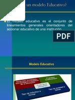 Modelo Pedagogico 3