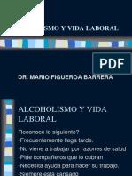 Alcoholismo y Vida Laboral