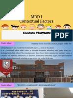 oral presentation mdd 1
