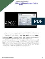 Firmware AirOS - Manual de Configuracao para Enlaces Ponto-a-Ponto - WDS.pdf