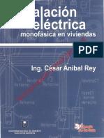 Instalaciones Electricas Monofasicas en Viviendas