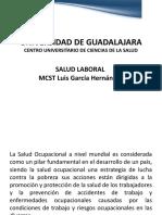 Med. Del Trabajo  2019