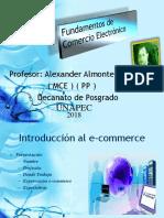Comercio Electrónico E-commerce UNAPEC Segunda Semana