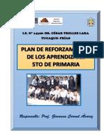 Plan de Reforzamiento 2019