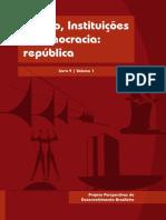 Estado e instituições